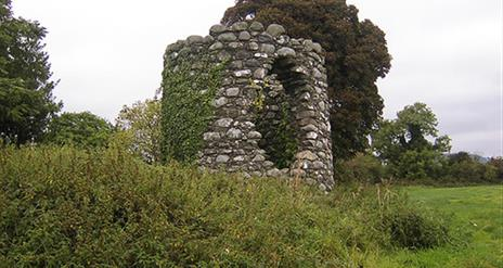 Maghera Church And Round Tower