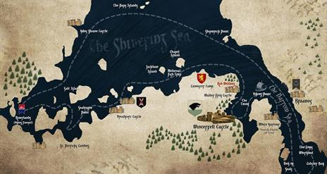 Game of Thrones® Boat Tour – Winterfell Tours