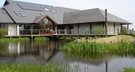 Lough Neagh Discovery and Conference Centre