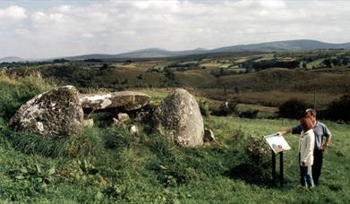 Loughash Wedge Tomb