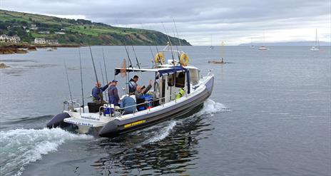 Causeway Sea Tours and Fishing Charter