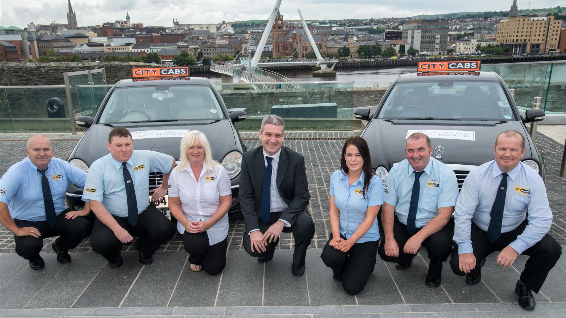 City Cabs Derry Derry Discover Northern Ireland