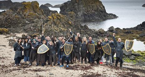 Game of Thrones® Tours - The Legenderry Iron Islands Tour