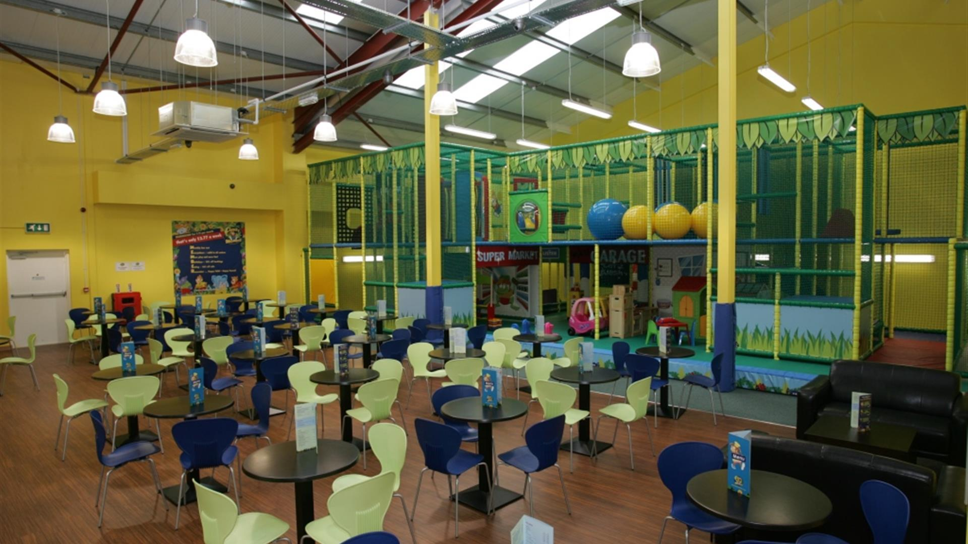 Funky Monkeys - Junction One, Children's Indoor Play Centre