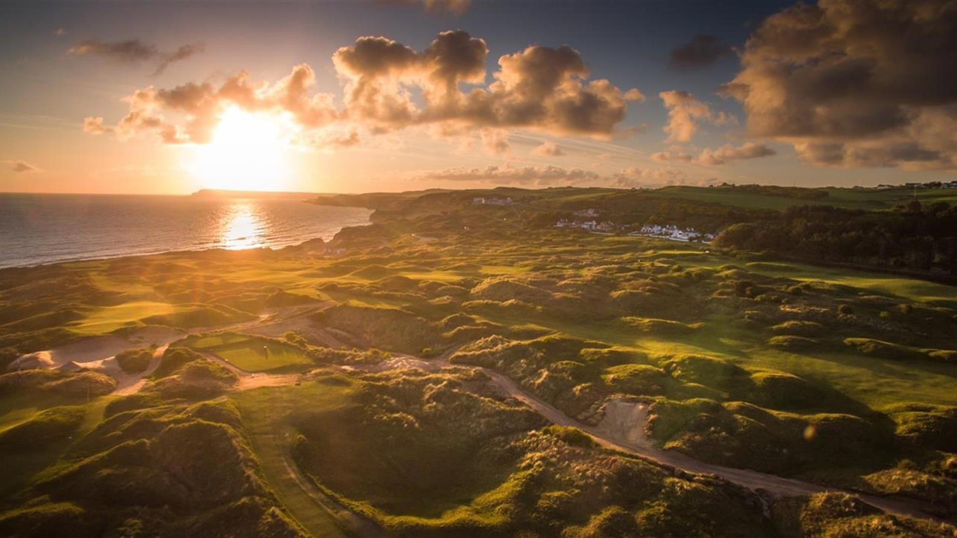 The Great North Links Challenge