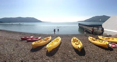 Warrenpoint Beach