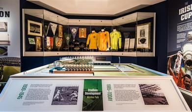 Irish Football Association Heritage Centre & Tours