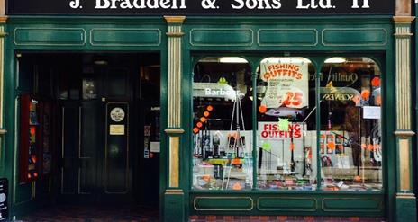 Joseph Braddell & Son Ltd., Gunmakers, Fishing Rod & Tackle Suppliers