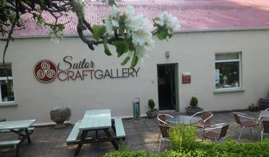 Suitor Craft Gallery & Coffee Shop