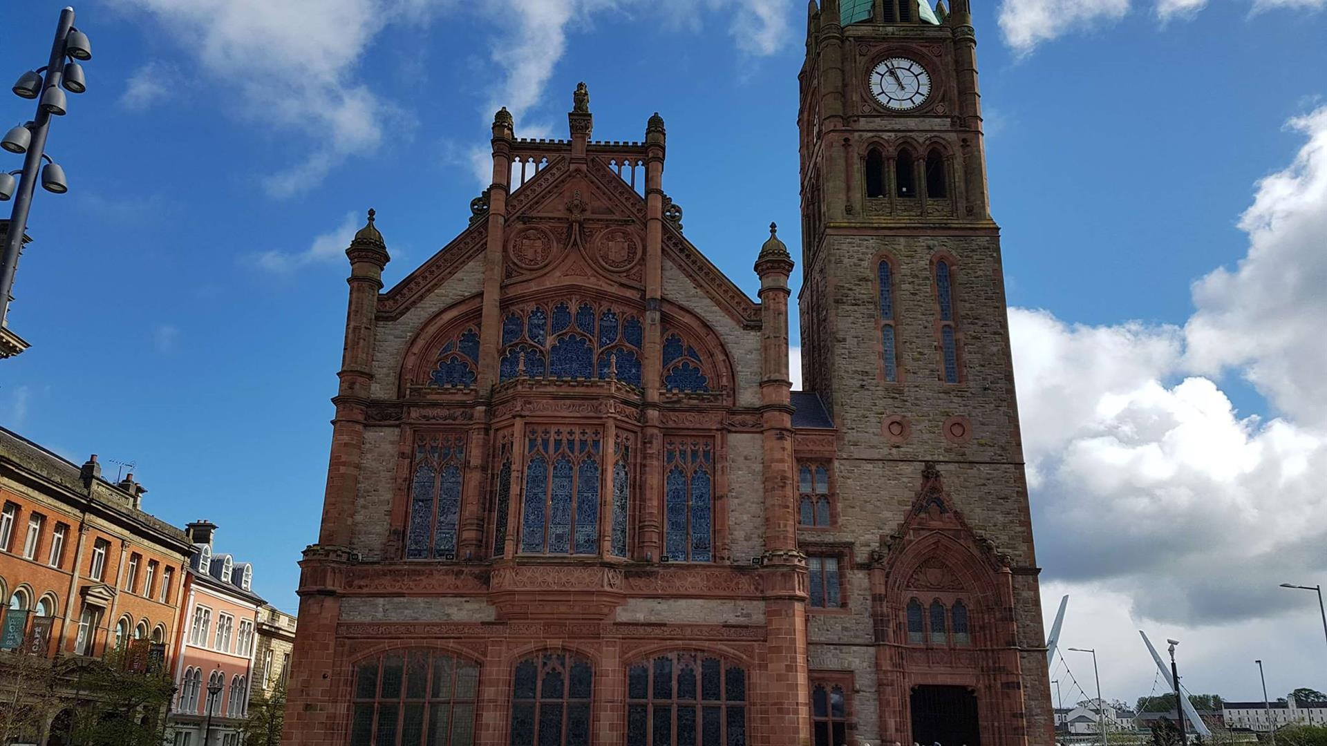 Belfast-Derry/Londonderry Two Day Experience