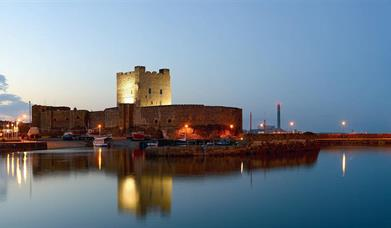 Carrickfergus Castle Visitor Information Centre