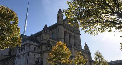 Belfast Cathedral - The Cathedral Church of St. Anne