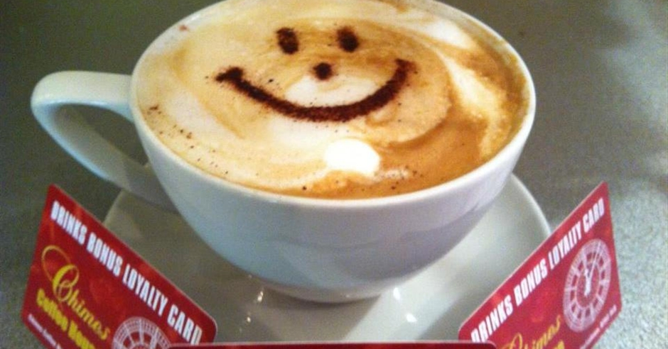 Chimes Coffee House - Portadown - Discover Northern Ireland