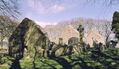 Killevy (Killeavy) Old Churches