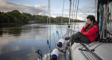 1 Day Sailing Trip on Lough Foyle