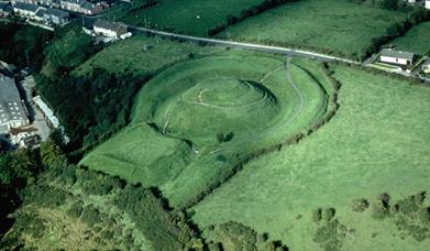 Dromore Motte and Bailey