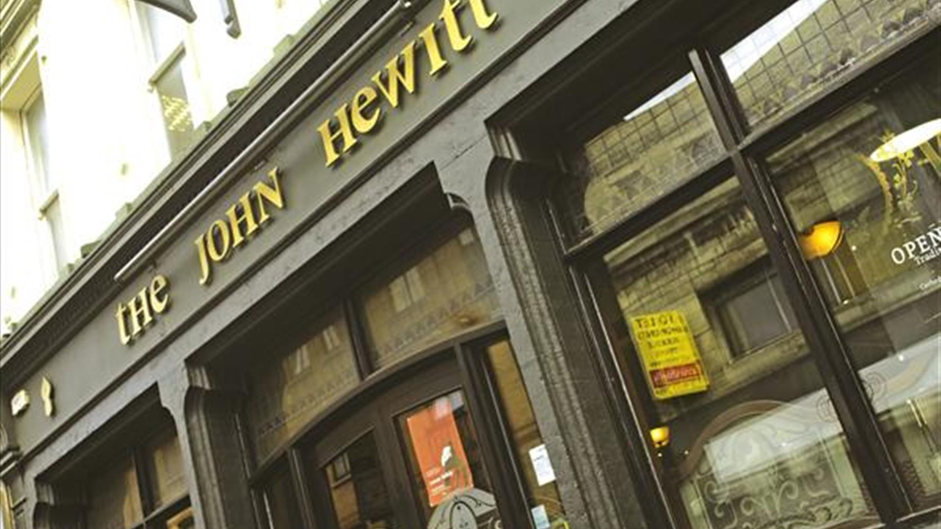 The John Hewitt Bar & Restaurant
