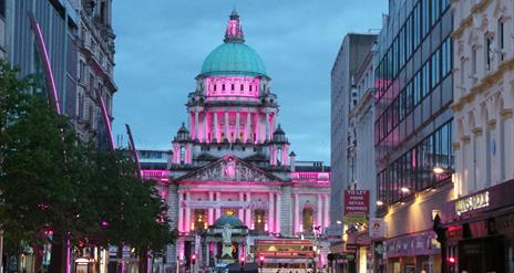 Belfastology Walking Tours