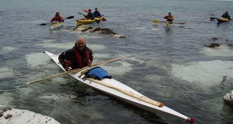 Ruddock Sea Kayaking and Canoeing