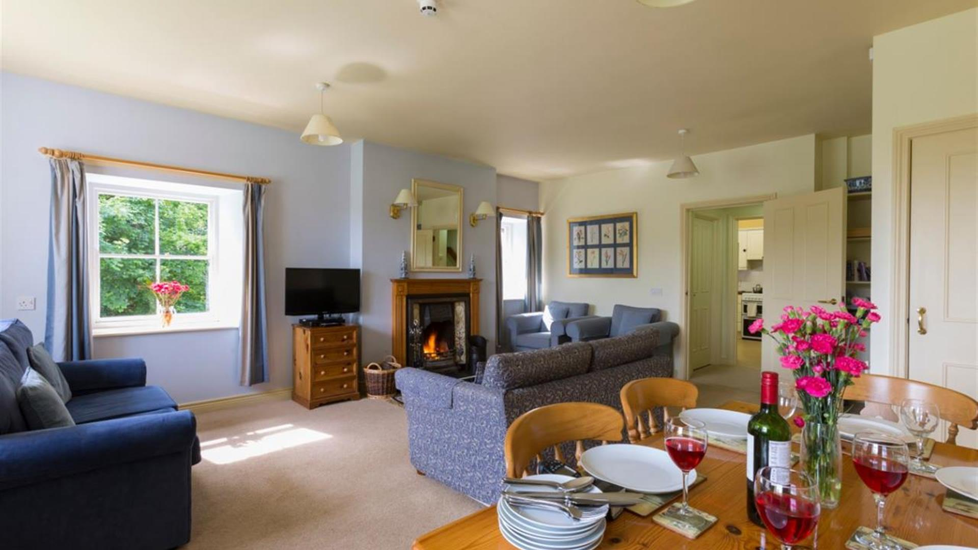 Crom Holiday Cottages - Erne View